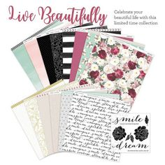 Welcome to my Blog: Live Beautifully Australasian Blog Hop