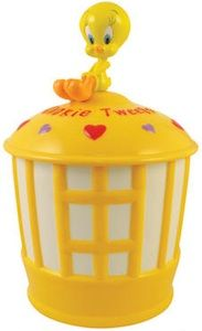 Looney Tunes Tweety Cage Cookie Jar