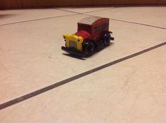 Caroline Car USA genuine authentic Thomas Tank Engine Train wooden