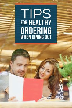 Reduce your guilt when you eating out!