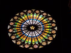 Famous Stained Glass Windows   Where in the world is Gwannel Sandiego?