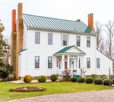 This historic Federal Style plantation home located in southeastern Va. offers 3264 Sq ft of living space with modern conveniences. Built in 1823, it has been lovingly restored to its original grandeur.