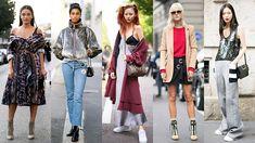 Milan fashion week street style spring see all the best looks Milan Fashion Week Street Style, Fashion Week 2018, Spring Street Style, Milan Fashion Weeks, Cool Street Fashion, Fashion 2017, Fashion News, Style Fashion, Look 2018