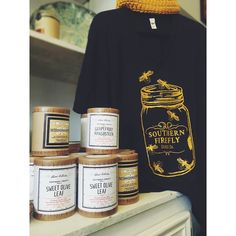 """Story Time We love burning Southern Firefly candles in the store and like many products we sale the story makes the product... """"As we began Southern Firefly Candle Company we set out to create a candle that would capture the elegant charm of the south. After working with various combinations we  developed the product you see here today.  Made with all natural soy wax double cotton wicks and no dyes or additives we have worked to make an eco-friendly candle with an incredible strong scent and…"""