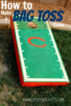 DIY Bag Toss http://cmongetcrafty.com/how-to-make-a-bag-toss-set/