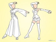 anime clothing | How to Draw Anime Girl's Clothing: 10 Steps (with Pictures)