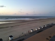 Ostend beach   @ vakantiehuis Oostende Www.VillaOdette.be
