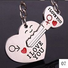 Item Type: Key Chains Fine or Fashion: Fashion Metal color: Silver Plated Brand Name: ISHOW Shapepattern: Heart Style: Trendy Metals Type: Zinc Alloy Material: Stone Model Number: HYK1045 Gender: Unis