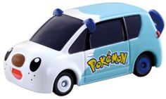 Tomica Dream Oshawott Car