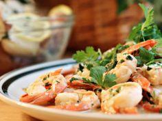 Ww Shrimp With Cilanto and Lime - 5 Pts....