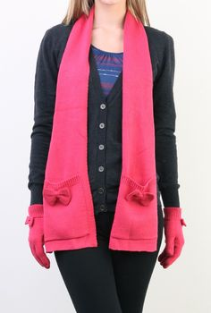 Sincerely Sweet Very Berry Scarf