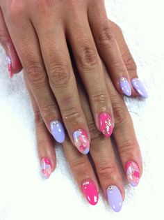 nail trends 2012