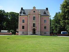 Skånelaholm Castle (Swedish: Skånelaholm slott) is a castle in Sigtuna Municipality, Stockholm County, Sweden.
