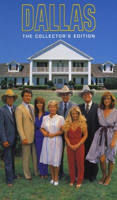 I watch the new Dallas tv show. Just like when I was a kid watching it with my grandma. I can still hear her cursing JR. He's still evil. Some things never change. Grandma would love it.