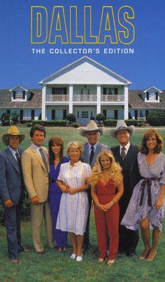 """The original """"Dallas"""" TV Show"""
