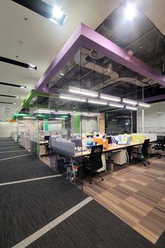 BREAKOUT AREAS! Mc Donald's RSC Office :: Emin Chong & Piyabut Vacharakittanond, Bangkok » Retail Design Blog