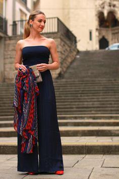 jumpsuit, kimono & ring - / shoes - Mango / clutch - H&M / earrings - Majolie Forever21, Pantone, Bandeau Jumpsuit, Mode Inspiration, Fashion Inspiration, Forever 21 Shoes, Trends, Clutch, Modern