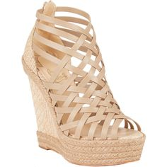Shoes - Wedges on Pinterest | Shoes Sandals, Wedge Sandals and ...