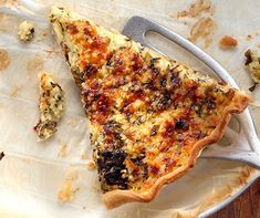 Vegetable Pizza, Quiche, Cheese, Vegetables, Breakfast, Food, Meat Rubs, Cooking Eggs, Bakken