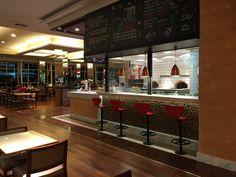 Balcão para Pizzaria em Jundiaí #Balcão #Decoração #Pizzaria #Decoration…