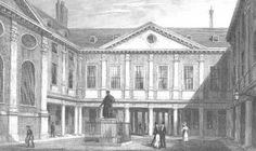St. Thomas's Hospital 1830 http://main.thebeaumonde.com/archives/2392