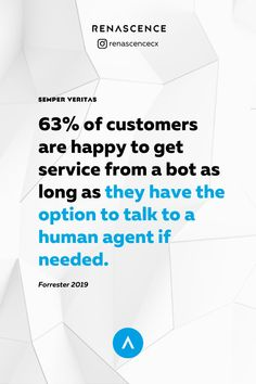 Brands increasingly rely on chatbots for customer service as a way to deflect inbound calls and reduce costs. - Customer experience data, customer experience insights, customer experience ideas, customer experience data, customer experience infographic, customer experience analytics, research paper, customer experience research, customer service insights, customer service data, customer service research - #customerexperience #cx #ux #userexperience #insights #infographics #cxdata… Customer Experience, User Experience, Customer Service, Research Paper, Infographics, Insight, Ideas, Infographic, Customer Support
