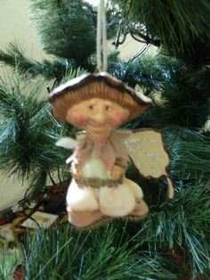 is it Christmas yet??? - got this one in Prague 2008 most expensive decoration ever, so ugly it is beautiful