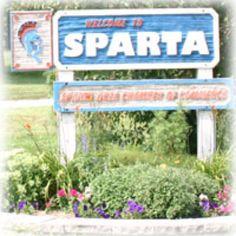 City of Sparta in Illinois