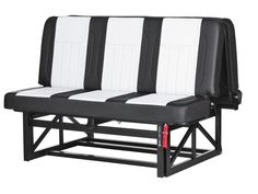 The Smart Bed Evolution full width is a pull tested rock and roll bed. It can be fitted to almost any camper vans. Call 01934 862 686 for more information