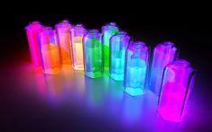 Espiritualidad y Ciencia: Agua Solarizada: cromoterapia y chakras