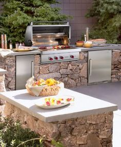 1000 images about outdoor kitchens on pinterest outdoor for Ferguson outdoor kitchen