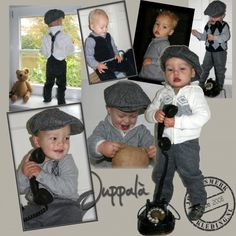 Juppalà   Foto-impressie collecties   Jongensmerkkleding.nl - klassieke jongenskleding boys wedding ring bearer page boy newboy flat-cap suspenders