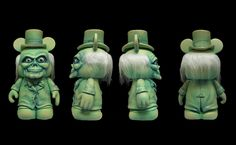 Custom Vinylmation Designed by Javier Soto, Part of the Haunted Mansion Vinylmation Series Coming to Disney Parks