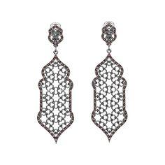 "Axenoff Jewellery » Earrings ""Polikurovskie"""