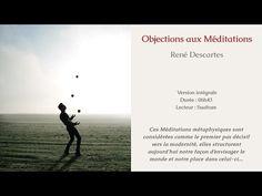 Les Objections aux Méditations, Descartes - Livre audio