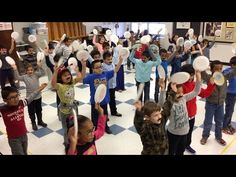 Nadeau's classes joined forces to interpret the Trepak Russian Dance Song from the Nutcracker Suite. It also happened to be Mustac. Songs, Shit Happens, Christmas Ideas, Youtube, Musica, Dancing, Beats, Xmas, Song Books