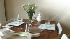 Table Settings, Style, Swag, Place Settings, Outfits, Tablescapes