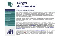 Virgo Accounts solicitor's accounts system: www.virgoaccounts.co.uk