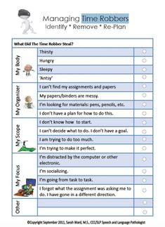 Learning and Sharing Time Management Worksheet, Time Management Activities, Time Management Strategies, Behavior Management, Best Study Tips, Memory Strategies, Good Times Quotes, Learning Support, Learning Tools