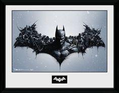 Inspiré par le jeu vidéo Arkham Origins, ce magnifique dessin représente Batman et tous les dangers qui rodent sur Gotham City ! Vous allez l'adorer !