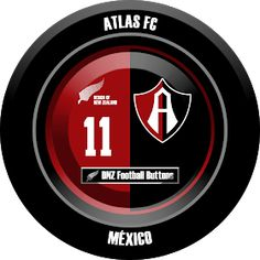 Football Mexicano, Jersey Atletico Madrid, Atlas, Buick Logo, Juventus Logo, Team Logo, Soccer, Logos, Club