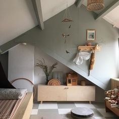 my scandinavian home: A Dutch bedroom in neutral colours, infused with warmth and harmony Baby Room Decor, Living Room Decor, Deco Kids, Scandinavian Home, Kid Spaces, Home Staging, Cheap Home Decor, My Room, Kids Bedroom