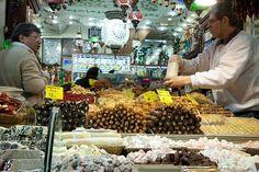 Istanbul Spice Market by kunitsa, via Flickr