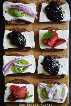 Date and Walnut Paleo Crispbread is a fantastic base for crafting flavor profiles with Marin French Cheese and unique homemade toppings. There are certain times in our lives when we don't realize i…