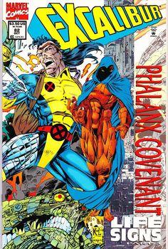 1 Excalibur Vol #56 1988-1998