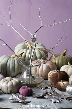 Decorate your home this fall and Halloween with these easy fabric pumpkins by following our step-by-step tutorial. Use velvet, satin, and any other pretty fall fabrics to help you create a homemade pumpkin patch for your home. #marthastewart #pumpkins #diypumpkins #falldecor #halloween Dyi Crafts, Fall Crafts, Thanksgiving Decorations, Halloween Decorations, Fall Decorations, Pumpkin Carving Patterns, Fabric Pumpkins, Diy Pumpkin, Diy Home Decor Projects