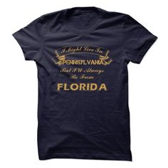 #Funnyt-shirts... Awesome T-shirts  Price :$22.99Purchase Now    Low cost Codes   View pictures & pictures of Pennsylvania from Florida t-shirts & hoodies:In case you do not completely love our design, you'll be able to SEARCH your favourite one through the use of ...