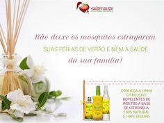 #FelizNatal Conheça a Linha Citrojelly de repelentes para insetos a base de Citronela, 100% natural e 100% seguro.   Cuide da sua Saúde com Produtos de Qualidade também nas #Férias... Temos muitas ofertas para você ficar tranquilo(a) com sua Saúde. Confira! http://www.maissaudeebeleza.com.br/p/367/citrojelly-locao-repelente-corporal-c120-ml?utm_source=pinterest&utm_medium=link&utm_campaign=Citrojelly+Locao+Repelente&utm_content=post