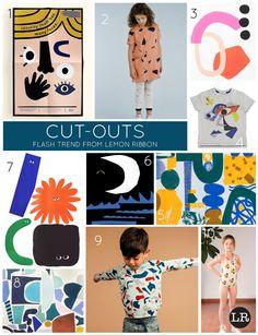 Cut-Outs Thompson Cottons Palmer Plum Bingo Best Lisle Mary Observatory Textiles, Girl Trends, Kids Patterns, Kids Corner, Kids Prints, Coloring For Kids, Animals For Kids, Kids Wear, Projects For Kids