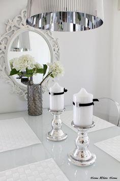 White&silver <3 - Home White Home -blog